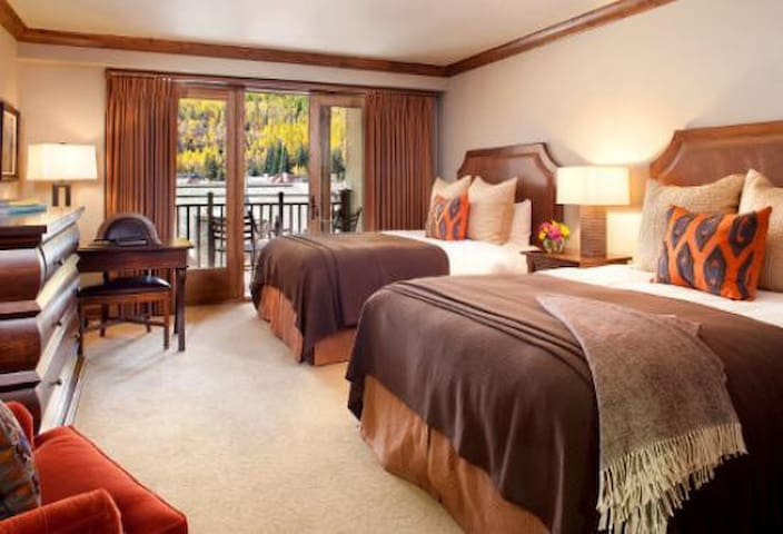 Stay at The Sebastian in Vail!