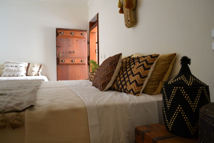 Riad Lalla Manoush chambre SAHARA