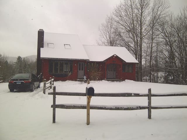 Red House Lodge - Mendon - Dom