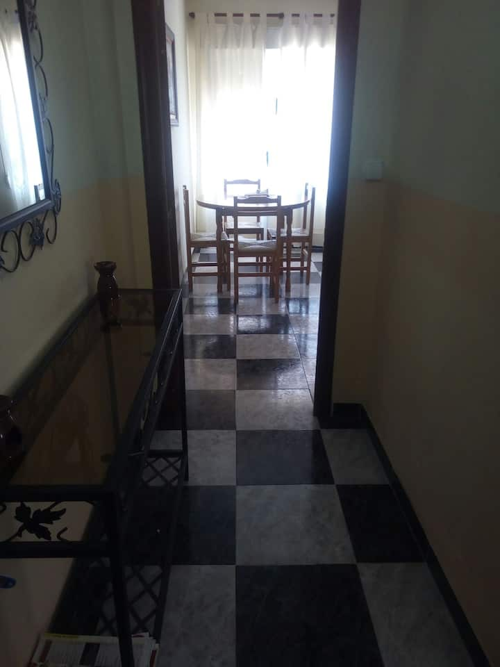 Jalance village  apartment near to Cofrentes
