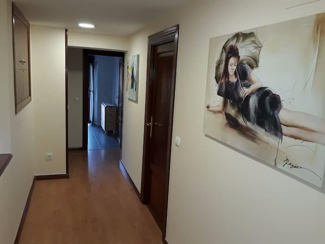 Apartamento muy bien situado
