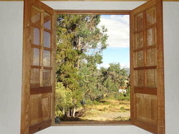 Loft campestre, Vereda Tominé, Guatavita