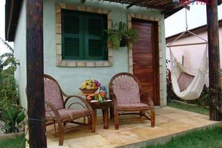 Villa Cristina ChaletBouganville dublo com piscina
