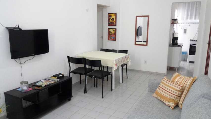 Apartment in Fortaleza near Iracema beach