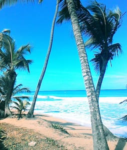 Beautiful space by the beach! - barrio Rio grande - Casa