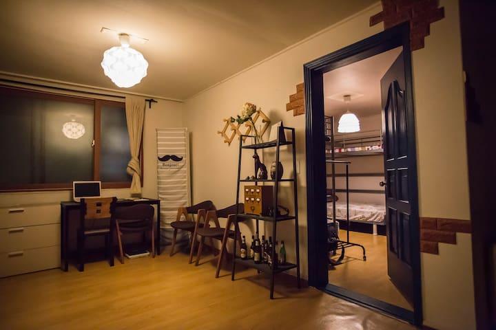 [ NEW&HOT*2인실*]스토리지 게스트하우스(StoryG Guesthouse)