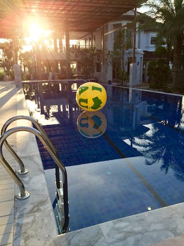 Looking for an escape? Great Vacation House: THAIL - Amphoe Mueang Rayong - 一軒家