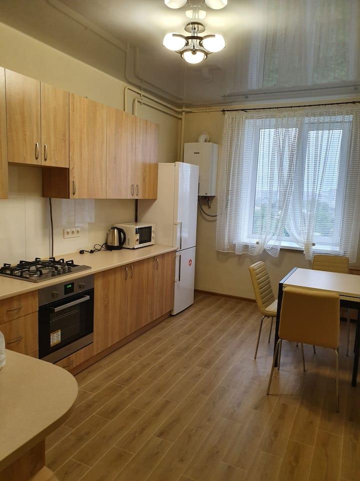 Апартаменти Чорновола