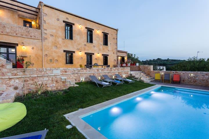 ERONDAS Cretan Country Villas - Villa II