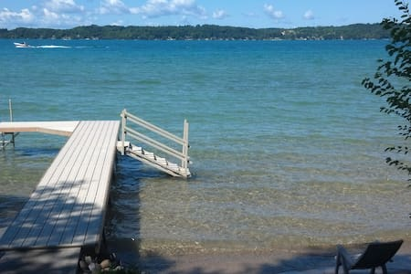 Charming Torch Lake Cottage - Alden - House - 2