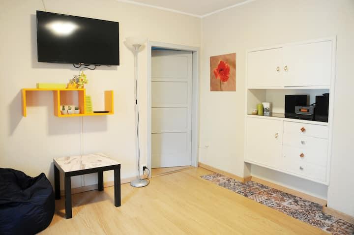 Romantica Casa ideale per Coppia  Sportiva