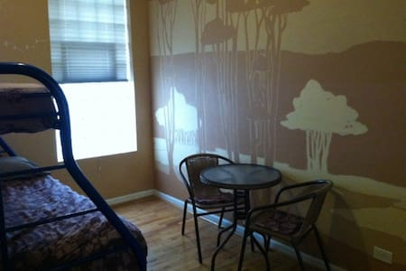 Private room near Airport/Downtown - Chicago