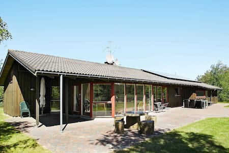 Comfortable Holiday Home In Fjerritslev with Fishing Pond