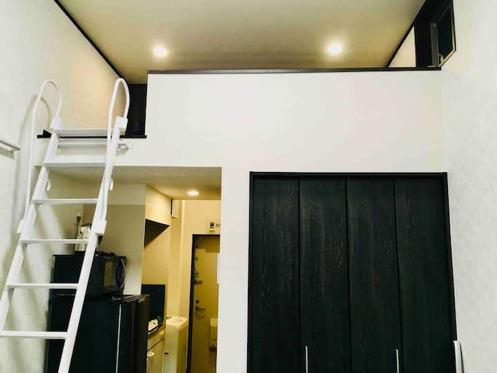Akigawa JR 160m SEREGA102 Tokyo suburb 2ppl loft