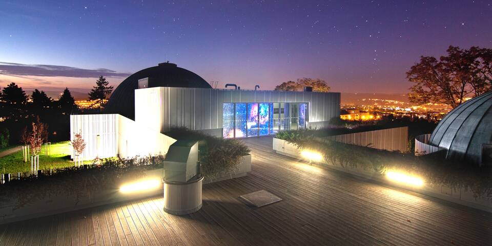 Brno Observatory and Planetarium.