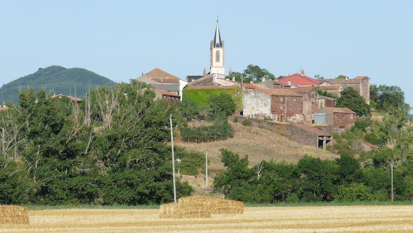 Gîte de vacances à la campagne Sud Aveyron - Montlaur - Flat