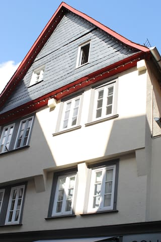 Herborn Fussgängerzone  Hessentag - Herborn - 아파트