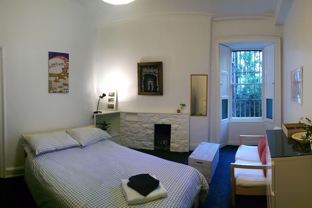 Room To Rent In Edinburgh In The Meadows