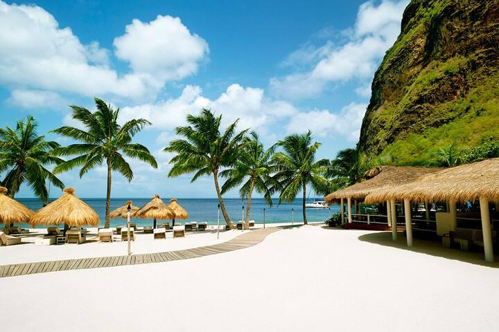 Viceroy Sugar Beach - 3 Bedroom Ocean Front Residence