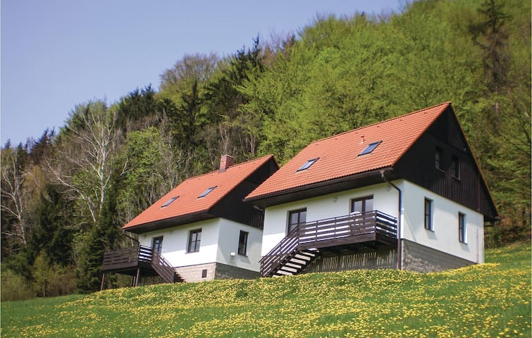 Holiday cottage with 3 bedrooms on 90m² in Starkov