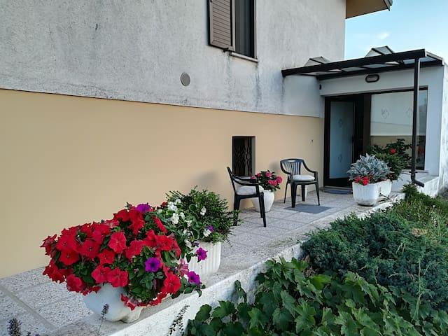 Grazioso appartamento nel cuore del Medio Friuli