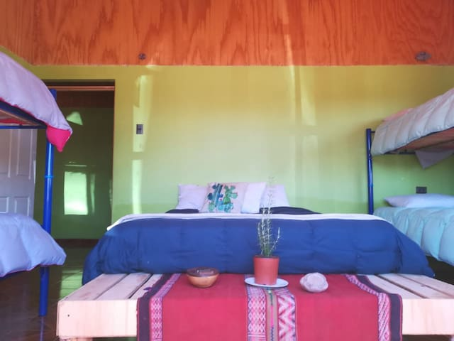 """Guest House with swimming pool Room for 6 """"JAKANA"""""""