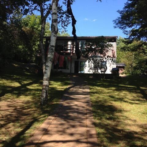 Hideaway Cottage - Mont-Tremblant - Blockhütte