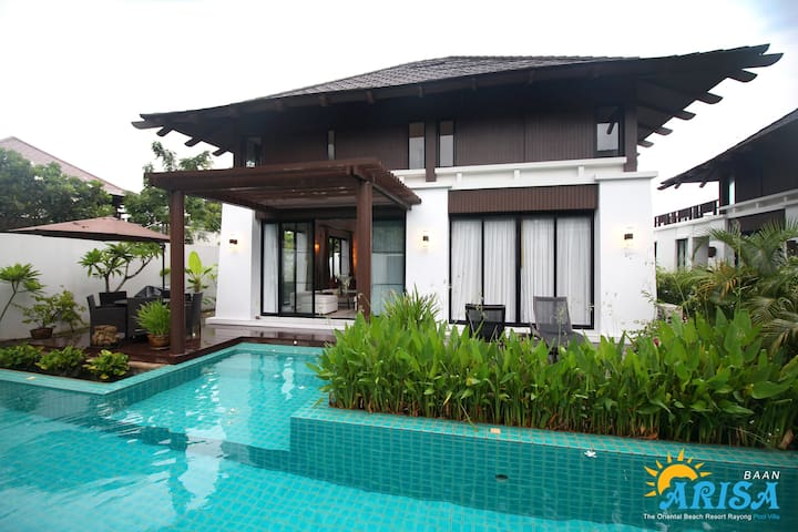 Baan Arisa Rayong บ้านอริสา ระยอง - Klaeng District - Villa