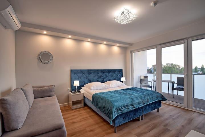Apartament ul. Kasprowicza 20 VI piętro z tarasem