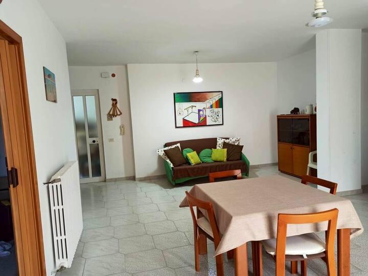 Casa vacanze Ginosa Marina a 50mt dal mare