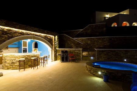 AEGEAN VILLAS IOS: VILLA FAITH - Cyclades - Villa