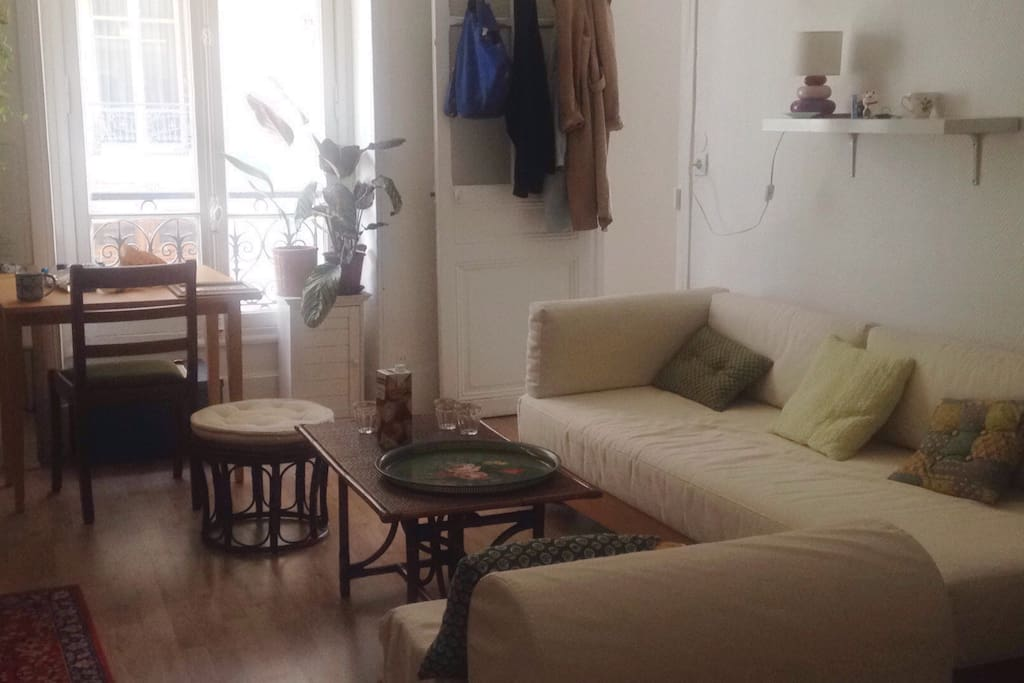 Salon commun / Shared living-room
