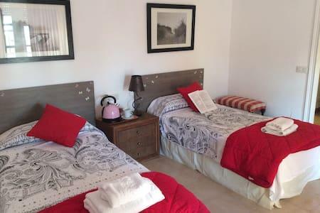 HABITACION-ROOM RED LOS ALAMOS - Aguadulce