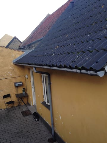 Little cosy house in the City. - Odense - Casa