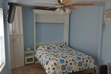 Charming Pool House ideally located - San Antonio - Apartment