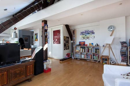 Warm Student Loft in Old CityCentre - Loft-asunto