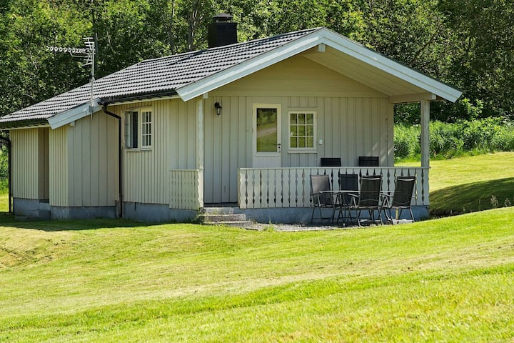 4 person holiday home in Utvik