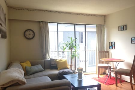 Bedroom by the beach - Vancouver