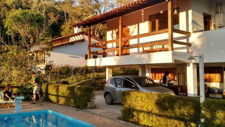 Paraíso na Serra de Teresópolis!