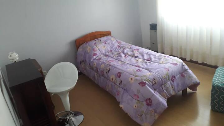 Habitación privada en un PH en Buenos Aires