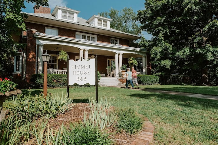 Himmel House B & B/ DeCuyper Room