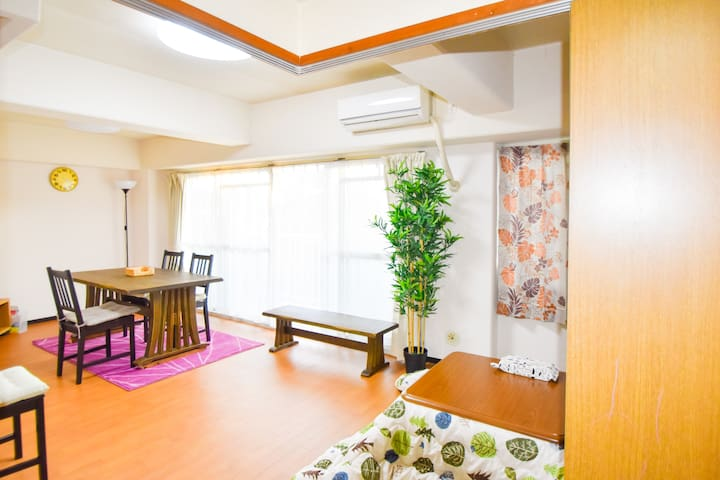 Wakayama! Lovely Local People! Clean apt!AS595