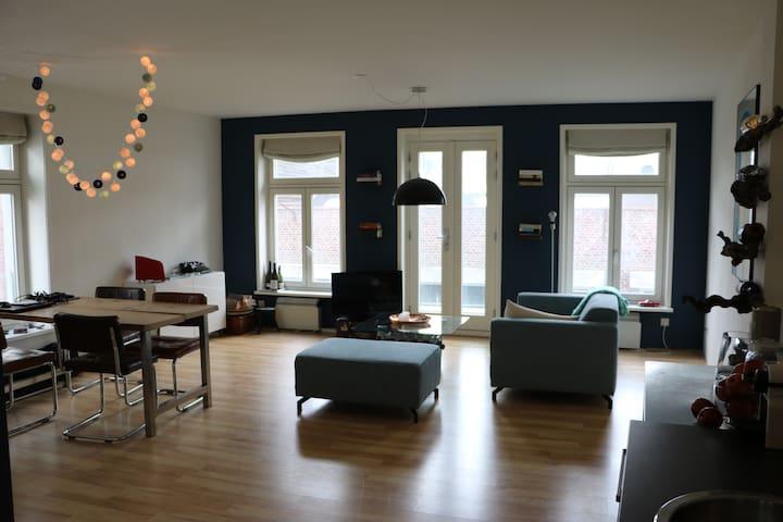 Luxe Appartement Centrum Haarlem 15 min Amsterdam - Haarlem