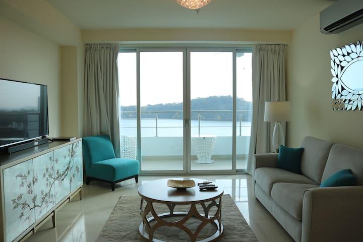 14B - Luxury condo at Playa Bonita resort