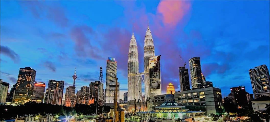 6Min to KLCC & Pavilion - Kuala Lumpur