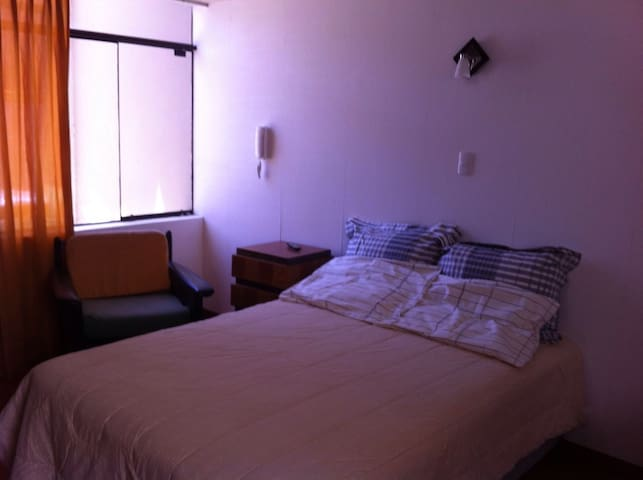 Bright Room ideal for Business Trip. Best Location - Arequipa - Casa