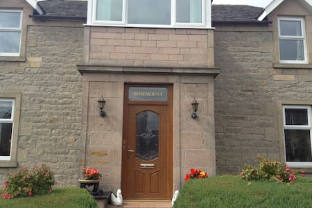 Rosemount Bed & Breakfast - Elgin