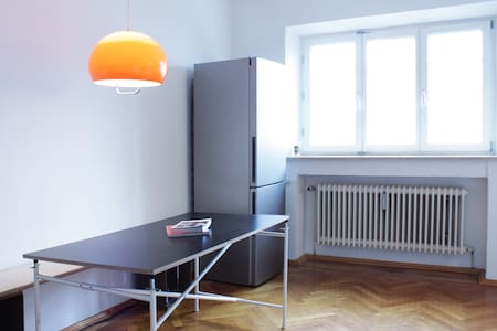 Your own apartment with amazing kitchen - 뮌헨(Munich) - 아파트