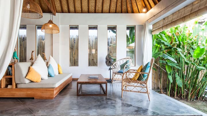 3 Bedroom Designer villa in the heart of Sanur
