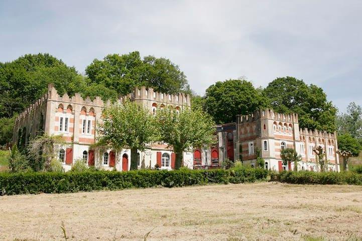 Chambre d hôtes dans un cadre atypique et relaxant - Biaudos - Gästehaus